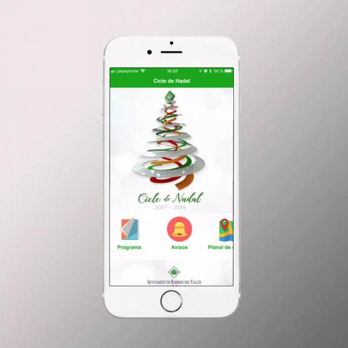 diseño apps Barbera